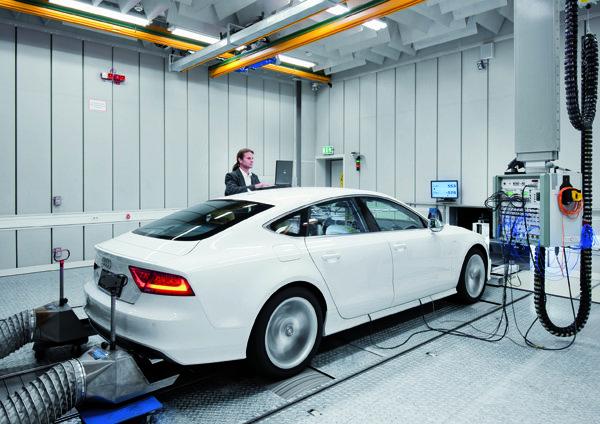 Los motores diesel más limpios de Audi llegan al A8.
