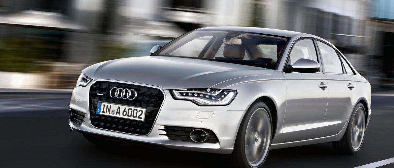 Nueva versión de acceso a la gama Audi A6