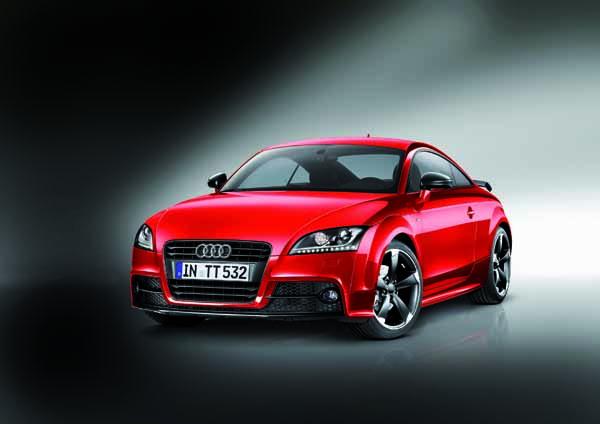 Audi TT Coupé S line | Arrojo Audi