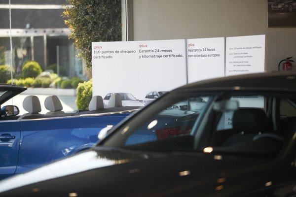 Vehículos Ocasión | Arrojo Audi