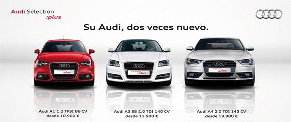 Promoción Audi Selection | Arrojo