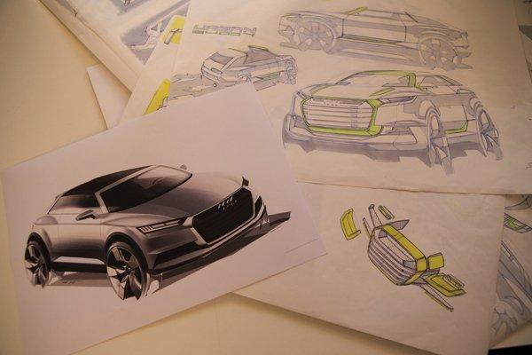 Audi renueva su estrategia de diseño