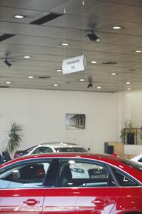Audi Selection:plus 110 puntos chequeo
