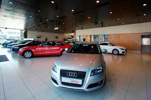 Valor objetivo de un coche | Audi Selection Plus