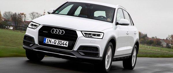 Audi Q3 barato, Audi Q3 ocasión