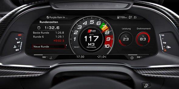 Audi Virtual Cockpit, audi barato