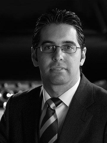 Alejandro Pérez, Director Postventa en Arrojo Audi