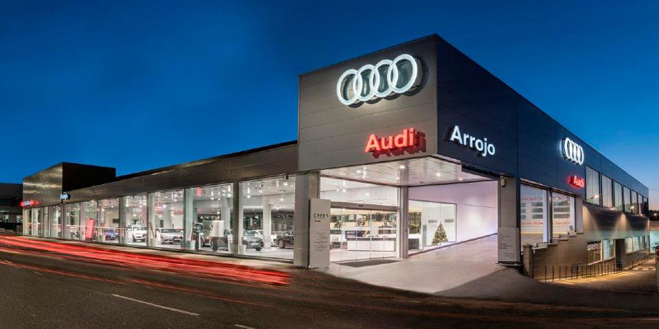 Concesionario Audi Arrojo A Coruña