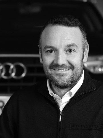 Pablo Ferreiro - Jefe de carrocería en Arrojo Audi