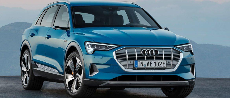 El nuevo Audi e-tron