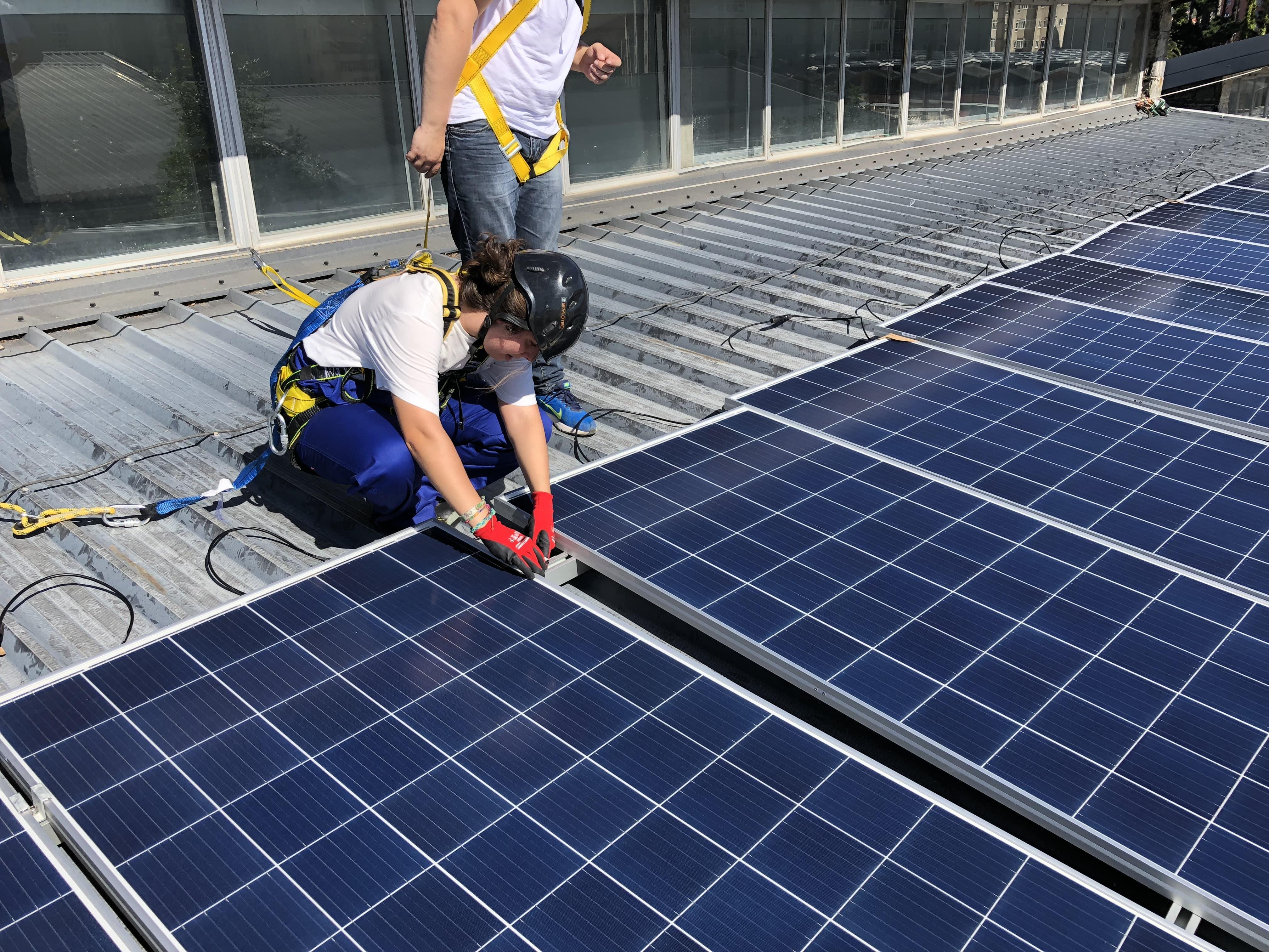 Montaje-fotovoltaico