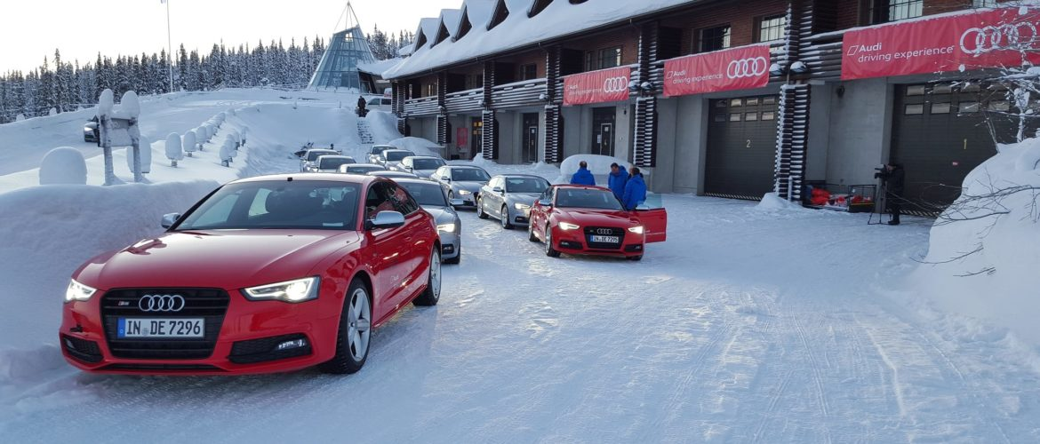 audi winter experience